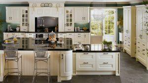 अपने किचन की खूबसूरती बढ़ाये विथ  स्टोरेज स्पेस